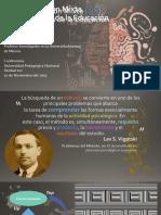 Ponencia Investigción Mixta en Educación UPN 2019.pptx