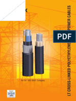 Power Cable XLPE
