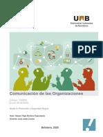 PEC 1 - Comunicacion de las Organizaciones Nelson Nascimento
