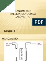 Manómetro grupo4
