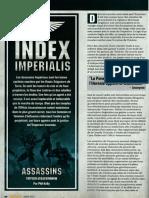 Index Imperialis - Officio Assassinorum