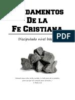 Manual de Discipulado I