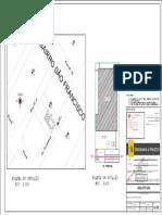 Planta Situação e Locação-Situação e Locação TESTE