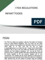 infant foods