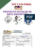 PROYECTO - ARTE DRAMÁTICO