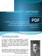 EVANGELIO Y SANTIDAD ee