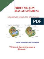 Prueba de Habilidades Específicas Medicina Ula-18 Modelos Resueltos de Biología
