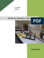 ENGR 244 Lab Manual