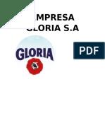 historia gloria s.a