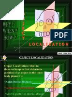 Localization Techniques