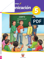 COMUNICACION 5 PRIMARIA