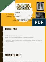 Image Unsharpness Presentation