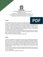 PGIRS MUNICIPIO DE CASTILLA