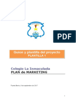 Plan de Marketing ejemplo