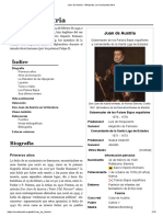 Juan de Austria - Wikipedia, la enciclopedia libre