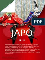 Lugares emblematicos de JAPÓN