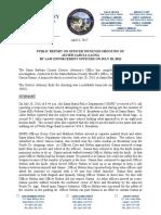 OIS DA Report Gaona 7-20-16