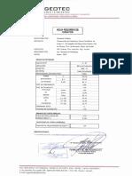 Capacidad Portante - Consorcio Chacas