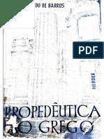 Propedêutica Ao Grego