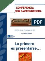des Directivas - Confiep Prof.bermejo 2007