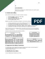 TD 1SQL LDD
