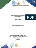 Paso 3 - Reconocer los tipos de sistemas y procesos tecnológicos