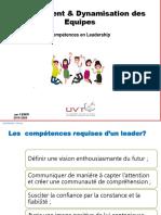 2. Compétences en leadership