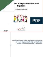 3. Styles de Leadership