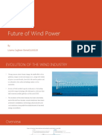 Future of Wind Power