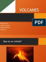 Geologia Volcanes