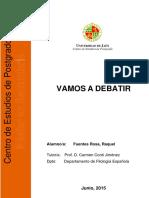 Debate y otros temas