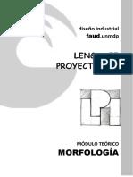 LP1 2020 Módulo Teórico Morfología