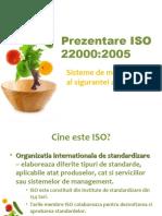 Pre Zen Tare Iso 22000
