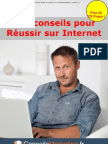 Extrait 150 conseils pour réussir sur le web