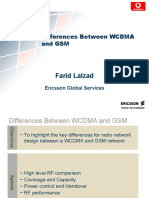 01_Difference Between WCDMA and GSM