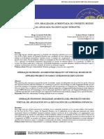 OPERAÇÃO RONDON REALIDADE AUMENTADA DO PROJETO MUSEU VIRTUAL APLICADA NA EDUCAÇÃO INFANTIL.pdf