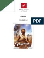 Cinékids Adama