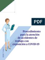 Procedimiento ACCIDENTES POR COVID 19