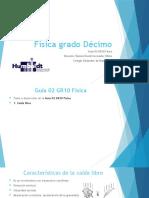 Guía 03 GR10 Física