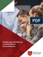 _29010_1_Apostila - Análise das decisões de investimentos e financiamentos