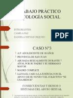 TRABAJO PRACTICO PSICOLOGIA SOCIAL