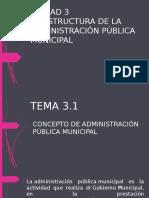 UNIDAD 3 - DERECHO MUNICIPAL.pptx