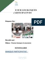 Les Banques Participatives