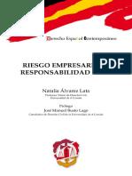 Alvarez Lata, Natlia - Riesgo empresarial y responsabilidad civil