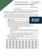 EVALUACIÓN  DE RECUPERACION DE ESTADISTICA GENERAL