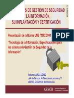 Sup18-PropiedadIntelectual-Lopez2003-GestionSeguridadInformacionNorma UNE 71502