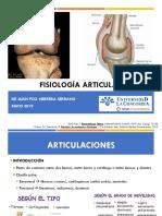 Fisiología Articular
