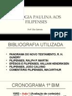 Teologia de Paulo aos Filipenses
