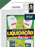 Estadão - 20110102 - O silêncio latino-americano