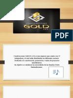 caso constructora GOLD